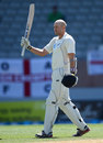 Peter Fulton scored his second century of the match,