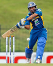 Tillakaratne Dilshan about to play