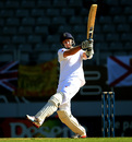 Determined England save the Auckland Test