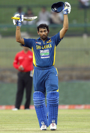 Tillakaratne Dilshan scored his fourth century in Pallekele, but it went in vain