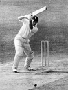 Bob Barber bats, Warwickshire v Surrey, The Oval, 11th May 1965