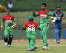 Abdur Razzak took five wickets, Sri Lanka v Bangladesh, 3rd ODI, Pallekele, March 28, 2013