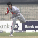 Raza Hasan took three wickets, Multan Tigers v Sialkot Stallions, Group A, Faysal Bank Super Eight T-20 Cup, Lahore, March 29, 2013