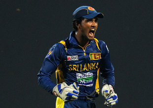 Dinesh Chandimal had plenty to be happy about in his first match as Sri Lanka captain as his team beat Bangladesh by 17 runs in the one-off Twenty20