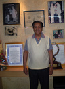 Chandu Borde at his home in Pune, February 18, 2013