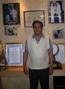 Chandu Borde at his home in Pune, February 18, 2013