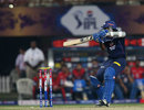 Mahela Jayawardene plays the ramp shot