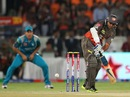 Perera gives Sunrisers victory on IPL debut