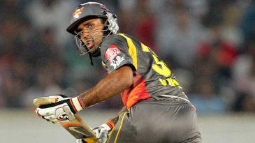 Hanuma Vihari sets off on a run