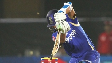 Rajasthan Royals vs Kolkata Knight Riders Highlights IPL 6 8th match at Jaipur, Apr 08, 2013