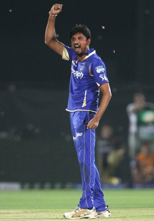 Quicks fire Rajasthan Royals to second win