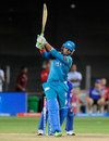Yuvraj Singh deposits one into the stands