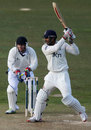 Varun Chopra was unbeaten on 48 at the close, Warwickshire v Derbyshire, County Championship, Division One, Edgbaston, 3rd day, April 12, 2013