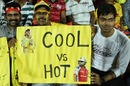 Crowd favourite: captain cool or captain hot?