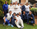Western Province women celebrate their championship title