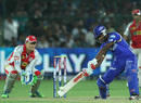 Sanju Samson chipped in with an unbeaten 27