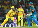 MS Dhoni stumps Aaron Finch