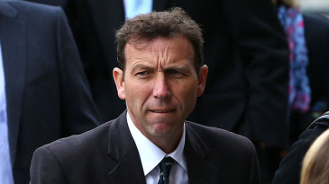 Michael Atherton, now <i>The Times</i> correspondent, was at St Paul's