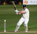 Matt Coles struck a half-century before being stumped, Leicestershire v Kent, Leicester, County Championship, Division Two, 1st day, April, 17, 2013