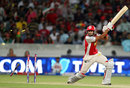 Gurkeerat Singh loses his middle stump to Dale Steyn, Sunrisers Hyderabad v Kings XI Punjab, IPL, Hyderabad, April 19, 2013