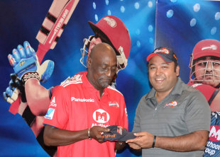 Viv Richards has signed on with Delhi Daredevils as their ambassador, IPL, April 20, 2013