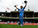 Sachin Tendulkar's wax statue is unveiled at the Sydney Cricket Ground