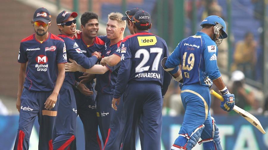 Match 28: Mumbai Indians vs Delhi Daredevils Highlights – 21st April