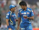 Sachin Tendulkar speaks to Jasprit Bumrah