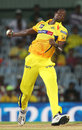 Jason Holder made his debut for Chennai Super Kings, Chennai Super Kings v Rajasthan Royals, IPL 2013, Chennai, April 22, 2013
