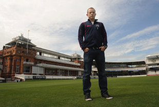 Chris Rogers after being called up for the Ashes by Australia, Lord's, April 24, 2013