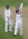 Jimmy Adams recorded the 17th first-class century of his career, Hampshire v Worcestershire, County Championship, Division Two, Ageas Bowl, 1st day, April 24, 2013