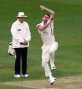 James Anderson cleaned up Kent's lower order