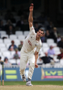 Chris Tremlett back at the bowling crease