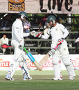 Shakib Al Hasan and Mushfiqur Rahim put on 123 for the fifth wicket
