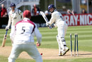 Chris Dent was bowled after making 50, Gloucestershire v Northamptonshire, County Championship, Division Two, Bristol, 3rd day, April 26, 2013