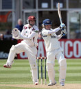 Hamish Marshall was dismissed for 4, Gloucestershire v Northamptonshire, County Championship, Division Two, Bristol, 3rd day, April 26, 2013