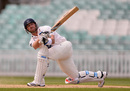 Matt Prior made a typically aggressive half-century