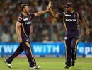 Jacques Kallis took 2 for 14 in four overs