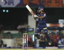 Kedar Jadhav goes airborne, Delhi Daredevils v Pune Warriors, IPL, Raipur, April 28, 2013