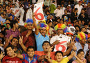 Fans turn out at Raipur's maiden IPL game, Delhi Daredevils v Pune Warriors, IPL, Raipur, April 28, 2013