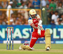 Vinay Kumar hit three successive sixes in the last over, Rajasthan Royals v Royal Challengers Bangalore, IPL 2013, Jaipur, April 29, 2013