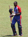 Steven Taylor scored a 102-ball 162, Nepal v United States of America, ICC World Cricket League Division Three, Somerset, Bermuda, April 28, 2013