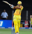 Suresh Raina pulls to the boundary