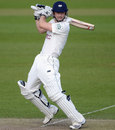 Adam Lyth made a first half-century of the season, Yorkshire v Derbyshire, County Championship, Division One, Headingley, 2nd day, April 30, 2013