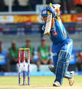 Ishant and Dhawan sink Mumbai Indians