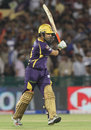 Gautam Gambhir is annoyed after being run out