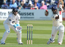 Varun Chopra made 87 on day one, Sussex v Warwickshire, Hove, County Championship, Division One, 1st day, May, 1, 2013