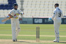 Ian Bell and Matt Prior found themselves on opposing sides
