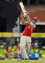 Luke Pomersbach was bowled by Mohit Sharma, Chennai Super Kings v Kings XI Punjab, IPL 2013, Chennai, May 2, 2013