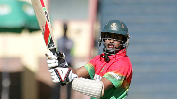 Mohammad Ashraful guides one fine